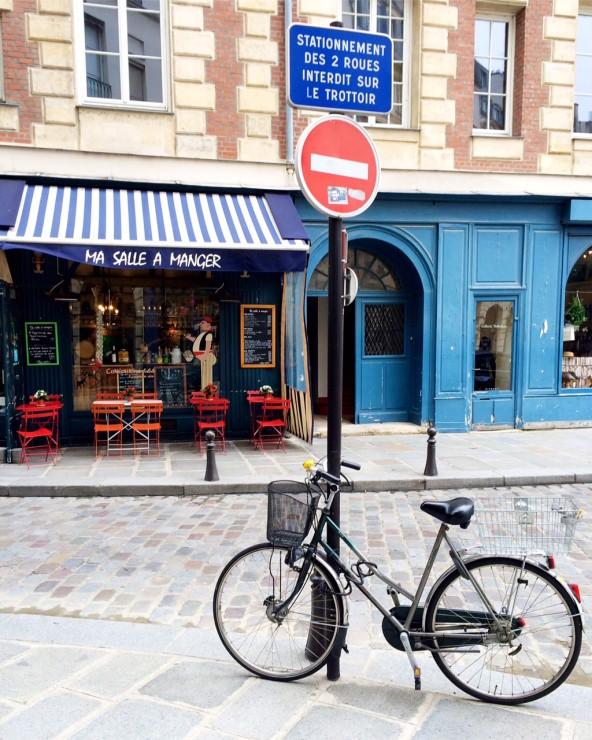 Restaurant Ma Salle à Manger - 30 Jours à Paris
