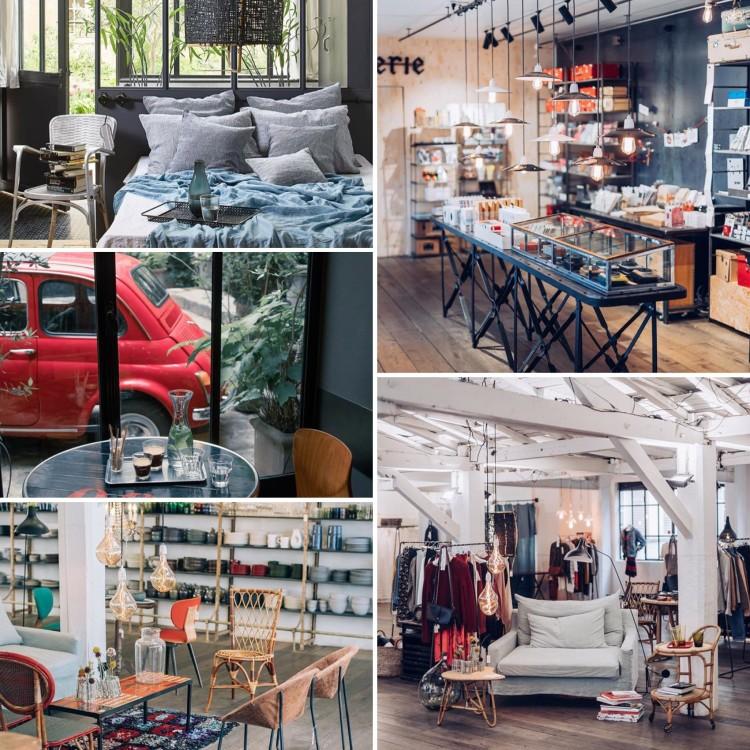 lojas descoladas em paris 30 jours paris. Black Bedroom Furniture Sets. Home Design Ideas