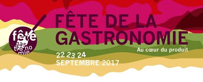 F te de la gastronomie 2017 30 jours paris for Salon de la gastronomie paris 2017