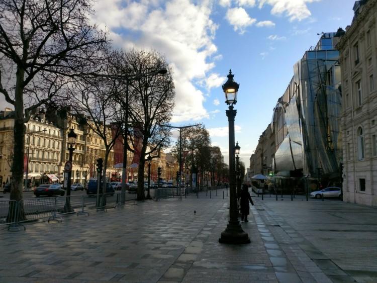 Avenue Champs-Elysées