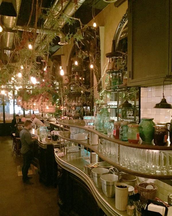 Le Brebant - bar