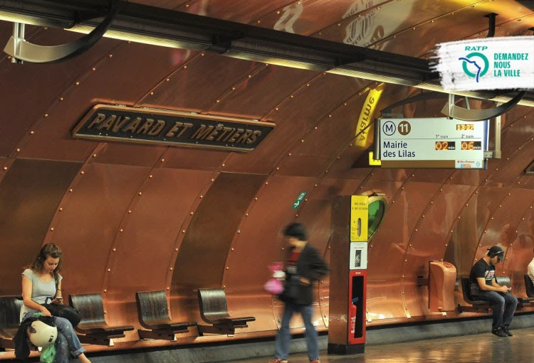 Foto: @RATP | www.ratp.fr