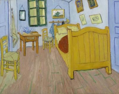 La chambre, 1888, huile sur toile, 72 x 90 cm, Musée Van Gogh, Amsterdam - © Bridgeman Images